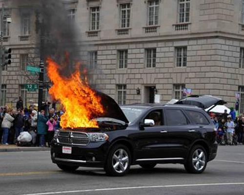如何预防车辆自燃