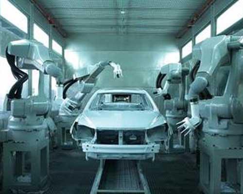 汽车油漆施工工艺介绍喷涂方法