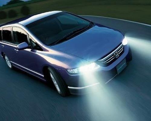 汽車車燈使用知識 大燈進水易燒壞燈絲