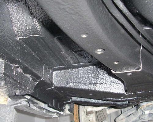 别让底盘受冷落 为您介绍汽车底盘装甲