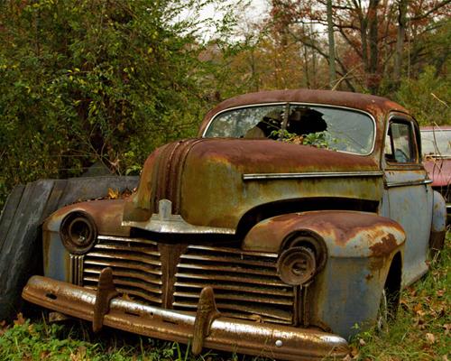 防止汽车生锈的七大技巧