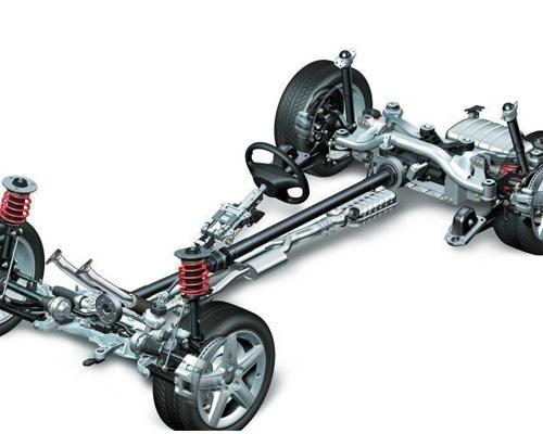 承载车身任务重 轮胎悬挂勤检查