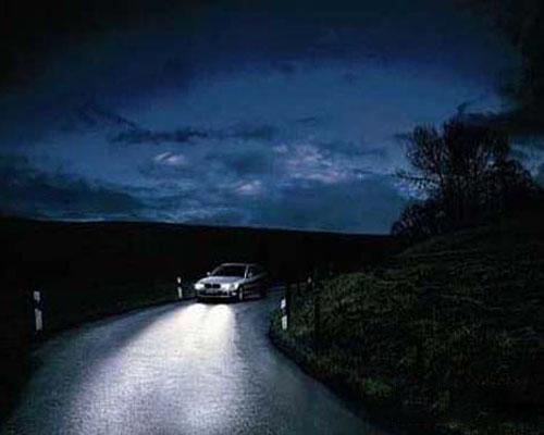 冬季晚上开车小技巧