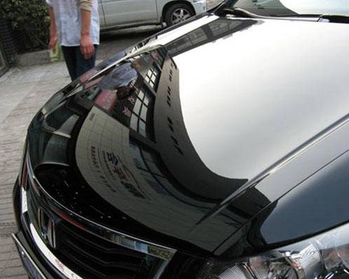雨天车辆油漆保养常识