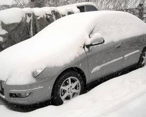 雪后酸性物质易腐蚀车身 雪后及时洗车