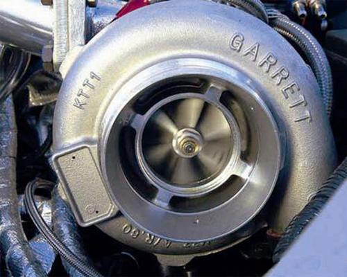 涡轮增压发动机四个错误认识 保养并不难