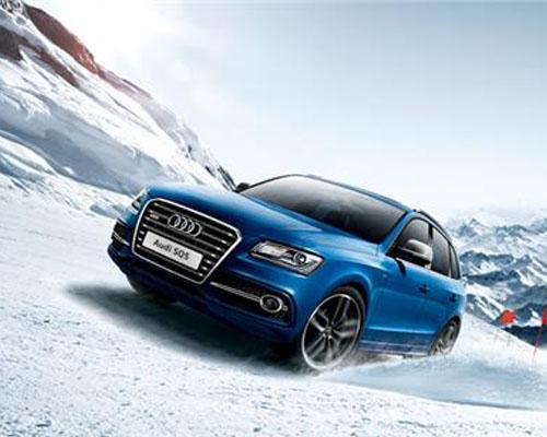 雪后行车小心暗冰 减少制动