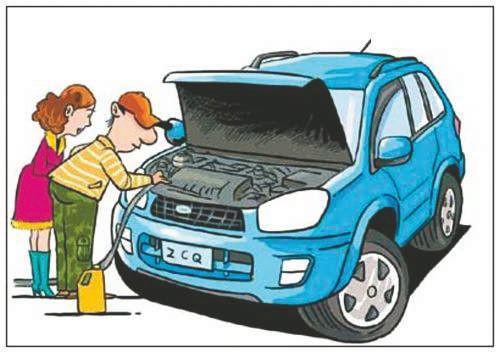 太原汽车保养-机油滤清器更换小技巧