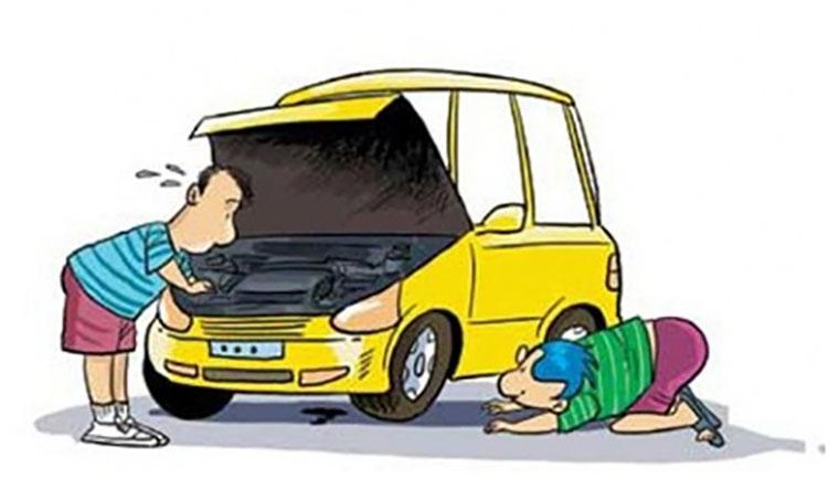 车辆漏油怎么办 车自主有预防绝招