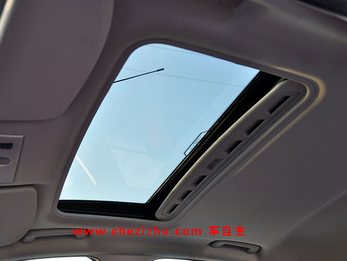 买带天窗的豪车有必要吗?