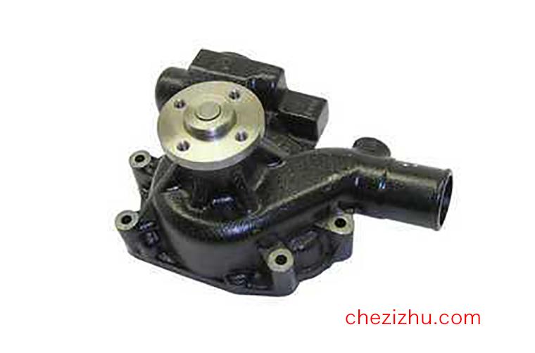 汽车发动机水泵检修步骤 确保正常工作