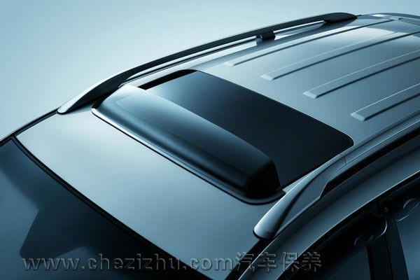 汽车保养常识——秋季天窗的妙用和养护